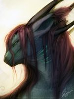 In my eyes, you see nothing but survival by Quirachen