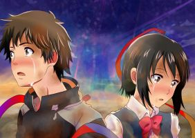 Kimi no Na Wa - This is not The End by ryokudou