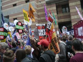 Raise your Placards by Party9999999