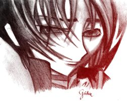 Lelouch Lamperouge by PrioriIncantatum