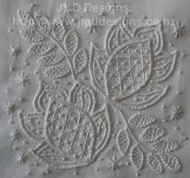 Whitework: Courage. by JMD-Designs