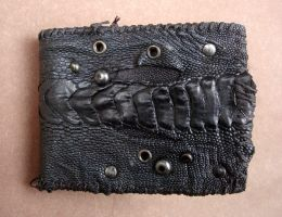 Black Wallet by missmonster