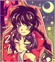 .: Ranma 1/2- Chibi 2014  :. by Monstrocker