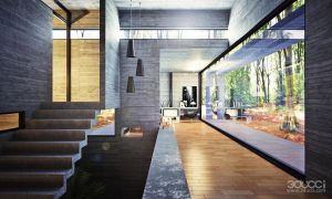The Forest Residence.. by aspa1984