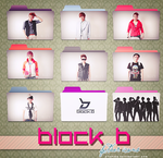 block b folder icons (request) by stopidd