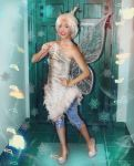 Periwinkle the winter fairy cosplay by MissWeirdCat