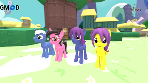[DL] Ponies by Stefano96