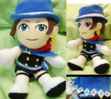 Trucy Doll by sizzing