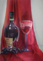 Still-life by Fabera