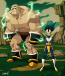 Bezita and Nappa by GODTAIL