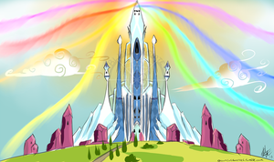 Welcome to the Crystal Empire by BlindCoyote