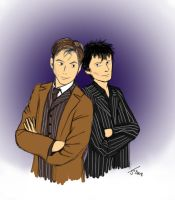 Matthew and The Doctor by Jokulhaupar