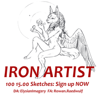 Ironartist by ElysianImagery