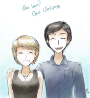 Happy 20th Anniversary by Quilofire