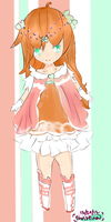 + Forest Princess Adoptable +icon [price lowered]+ by PastelLights