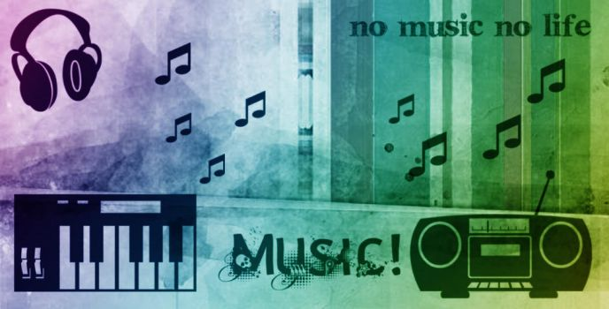 Music brushes by Hermy87