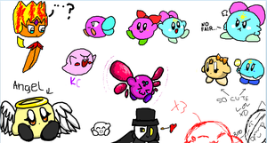 iscribble 3 by Kirby-4-ever