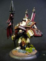 Guardian of Menoth by Solav