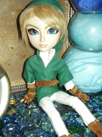 Link's Such a Doll by touch-of-jade