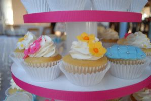 cupcakes by HoldFastStock