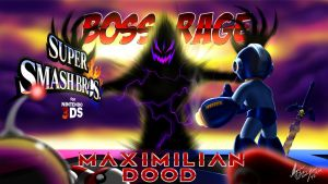 For Maximilian: Super Smash Bros BOSS RAGE by Digi-Ink-by-Marquis