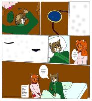 World of Tails - chapter1 pg2 by KakeruOgami