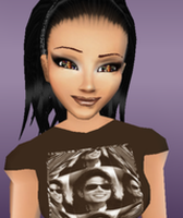 My IMVU's Wonderful Shirt by BabysmoothMJ01