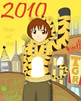 Year of the Tiger by WhiteAxel
