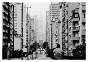 Sao Paulo by luiscds