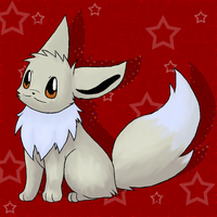 Shiny Eevee by Eevee4Ever