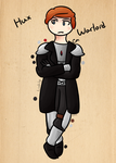 Hux - Warlord by Link-Pikachu