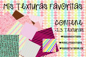 Texturas by PinkLifeEditions