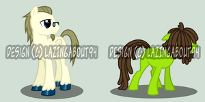 MLP Adoptables Batch #01 by LazingAbout94
