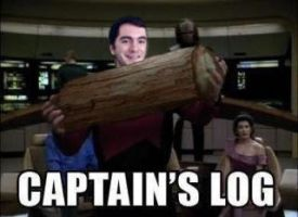 Captain's Log for CaptainSparklez by Bjarno
