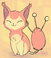 skitty by pokiesman