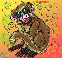 Mad Monkey by saboo