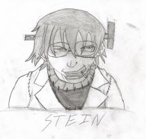 Stein from Souleater by Com73ch