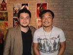 Jim lee an me by biroons