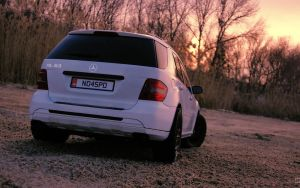 Mercedes ML 63 001 by 5-G