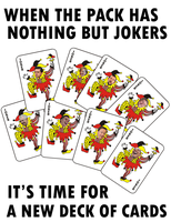 Nothing But Jokers by Party9999999