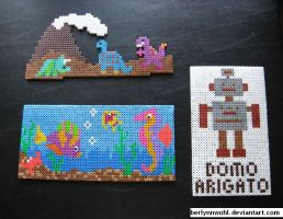 Miscellaneous Perler 2 by berlynnwohl