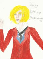 Enjolras Wishes You A Happy Birthday by TheRandomPhangirl