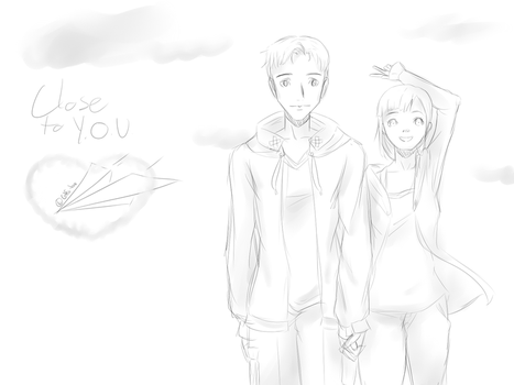 Close To You by gtfo-bro