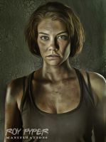 The Walking Dead: Maggie: Anisotropic Re-Edit by nerdboy69