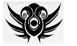 Wing glyph by shayde1
