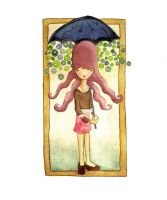 Umbrella by hockeychick