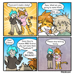 Trace And Flora Name A Baby by raizy
