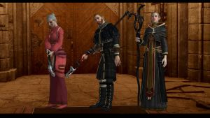 Dragon Age: Alternative Universe Mages by Cor-Angars
