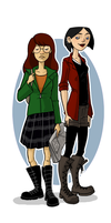 Sick Sad World by s-moogle