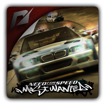 Need for Speed Most Wanted 2005 by ZeroDs111